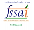 Fssai registration consultant is surat